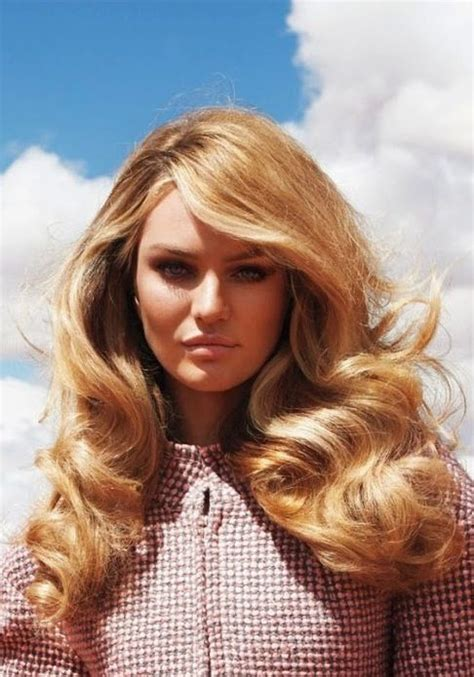 60s Hairstyles For Curly Hair by Reminds Me Of 50 S 60 S Hair Curls Perls Hair