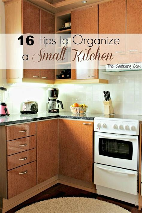 organization tips  small kitchens small kitchen
