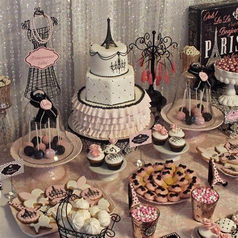 1000+ Ideas About Paris Baby Shower On Pinterest Paris