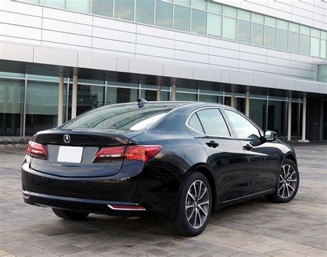 2019 acura tlx type s 2019 acura tlx news v6 advance package