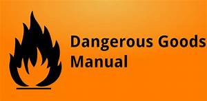 Download Dangerous Goods Manual For Pc Or Computer