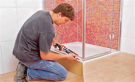 duschkabine selber bauen dusche selber bauen selbst de