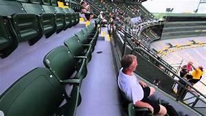 Lambeau Field Seating Chart Lambeau Field 39 S New 7 000 Seat Addition Youtube