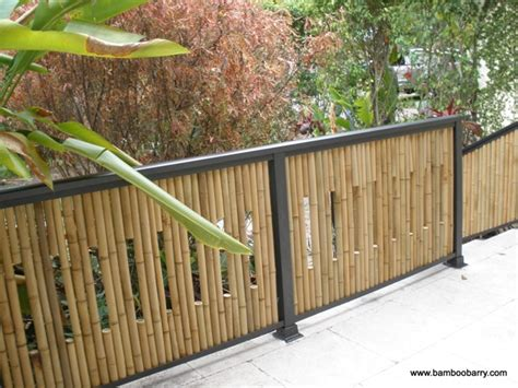 pictures of bamboo fences bamboo decorative fences