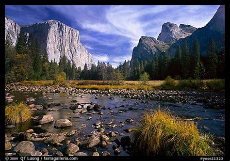 Valley View, Autumn. Yosemite National Park