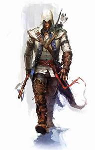 Assassin's Creed III Art & Pictures Connor On a Mission ...