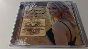Carrie Underwood Some Hearts Cd Unboxing Youtube