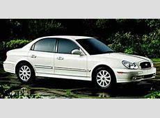 2002 Hyundai Sonata Page 1 Review The Car Connection