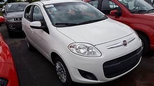 Fiat Palio 2017 Attractive 1 0 - Consumo  Detalhes Internos E Externos -  Car Blog Br