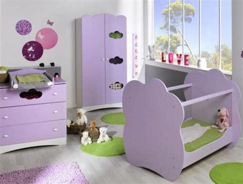 deco chambre parme photo chambre bebe fille parme visuel 6