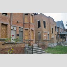 Renovation Of 11th Avenue Row Houses To Start In Weinland