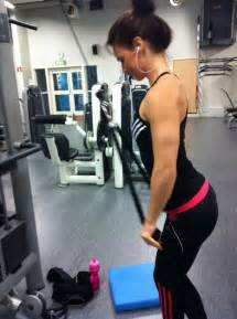 Straight Bar Tricep Pushdown