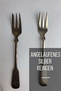 Silber Reinigen Natron : angelaufenes besteck wieder sauber bekommen mit natron diacleanshop ~ Frokenaadalensverden.com Haus und Dekorationen