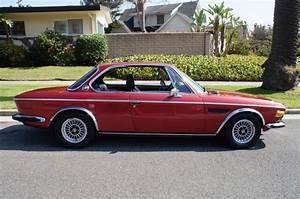 1974 Bmw 3 0 Csi Coupe M30 Engine With 5 Speed