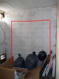 conseils travaux maconnerie ouvrir un mur parpaing With faire une ouverture dans un mur porteur en parpaing