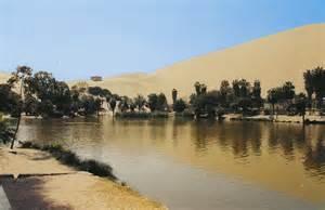 ICA Peru Oasis
