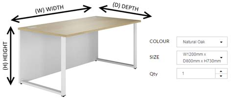 kitchen island height uk understanding office furniture measurements kit out my