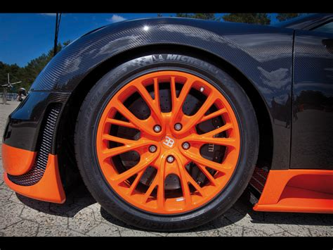 Bugatti Veyron Tires by 2010 Bugatti Veyron 16 4 Sport World Recordt Wheel