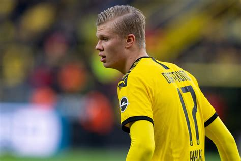 Although borussia dortmund may attempt to keep him for another year, europe's most famous teams are circling the young norwegian star. Erling Haaland labelled 'confident but humble' - Borussia ...