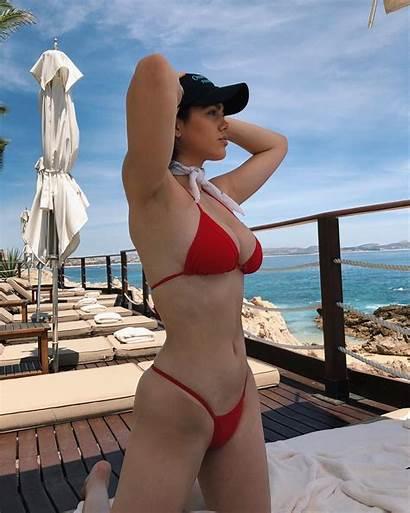 Amelia Hamlin Bikini Gray Leaked Myconfinedspace Nesfw