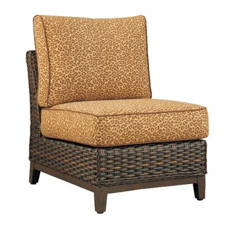 armless chair by patio renaissance myyardart