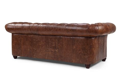 canape chesterfield vintage the westminster chesterfield leather sofa and