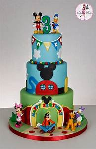 40+ Mickey Mouse Party Ideas - Mickey's Clubhouse - Pretty ...