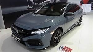 Honda Civic Sport Plus : 2017 honda civic 1 5 turbo sport plus exterior and interior auto salon bratislava 2017 youtube ~ Medecine-chirurgie-esthetiques.com Avis de Voitures