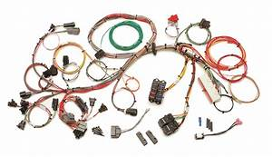 Painless Wiring 60510 Fuel Injection Wiring Harness For