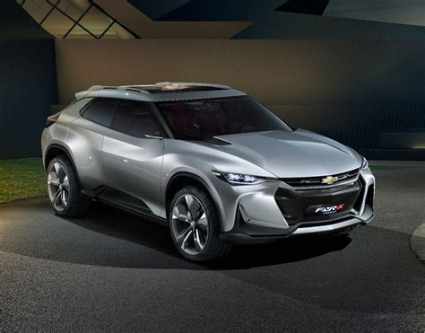 New Chevrolet Suv by Chevrolet Fnr X In Hybrid Suv Quot Coolest Concept In