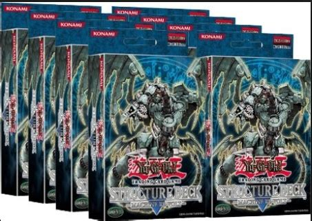 Yugioh Structure Deck List 2015 by Yu Gi Oh Machine Re Volt Deck Box Hill S Wholesale Gaming