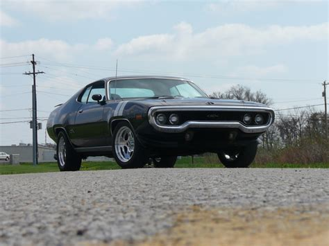 magnum  plymouth gtx specs  modification