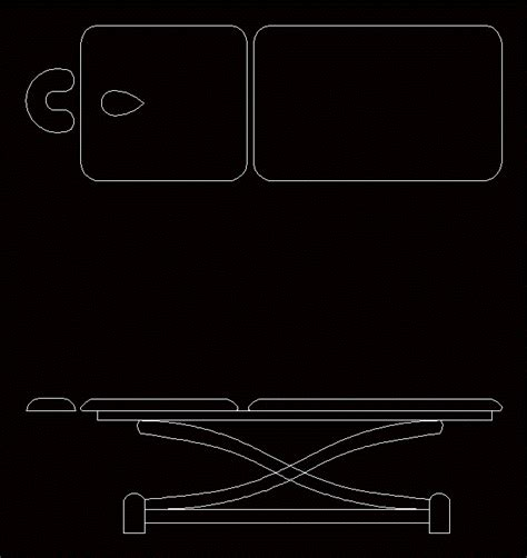 house models plans bed table dwg block for autocad designs cad