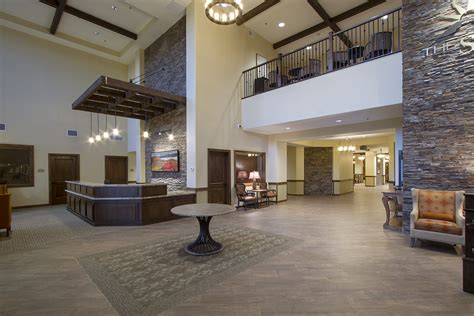 The Summit Assisted Living Center  Adaptive Architects