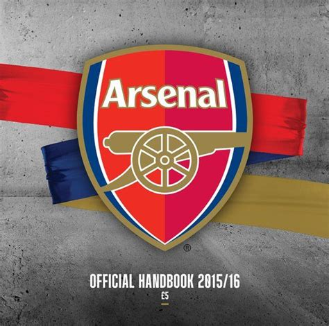 arsenal matchday programme images  pinterest football program arsenal  arsenal
