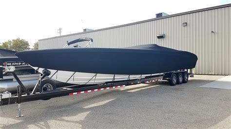 Sunbrella Boat Covers by Mobile Boat Canopies Custom Marine Sunbrella Canvas