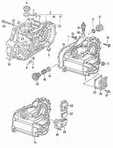 Volkswagen Jetta Plug 5 Speed Manual Transmission Also Use