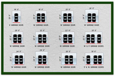 2 car garage width garage door sizes standard heights widths archives