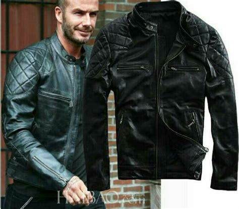 jual beli jaket semi kulit model beckam jaket oskar