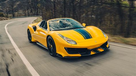 ferrari  pista spider review price