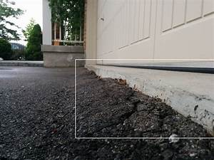Garage Gap : best material for smoothing out this uneven gap between garage and driveway ~ Gottalentnigeria.com Avis de Voitures