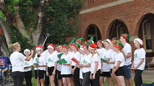 Christmas carols at the Convent of Mercy   Namoi Valley ...