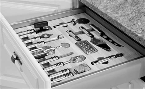 kitchen utensil tray organizer kitchen storage solutions 6373