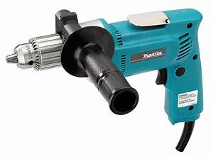 Makita Electric Drill  1  2 In  0 To 550 Rpm  6 5a