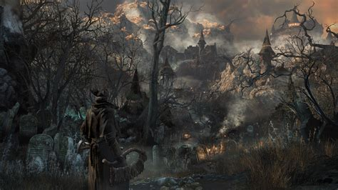 80 Bloodborne Hd Wallpapers  Backgrounds Wallpaper