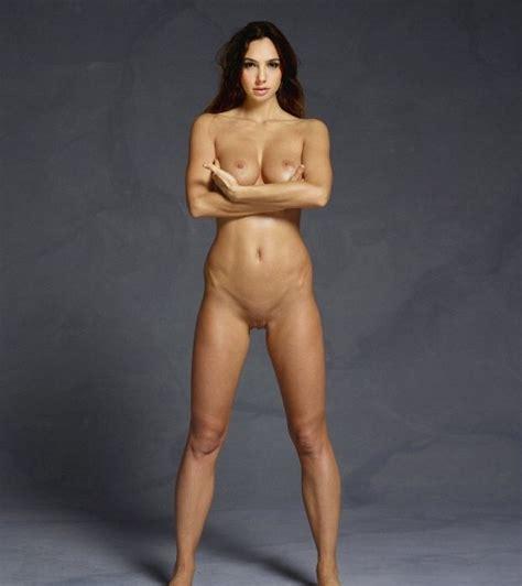 Gal Gadot Nude Naked Celebrity Leaks Scandals Leaked