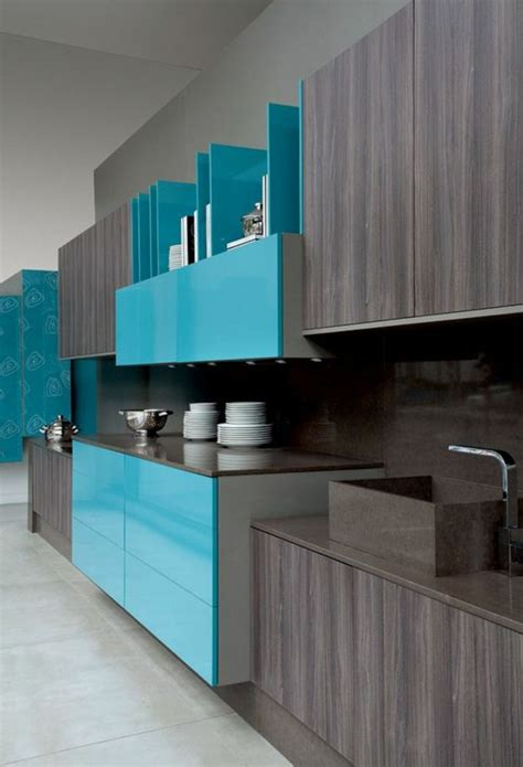 cuisine couleur bleu gris inspiring kitchens you wont believe are ikea cuisine bleu