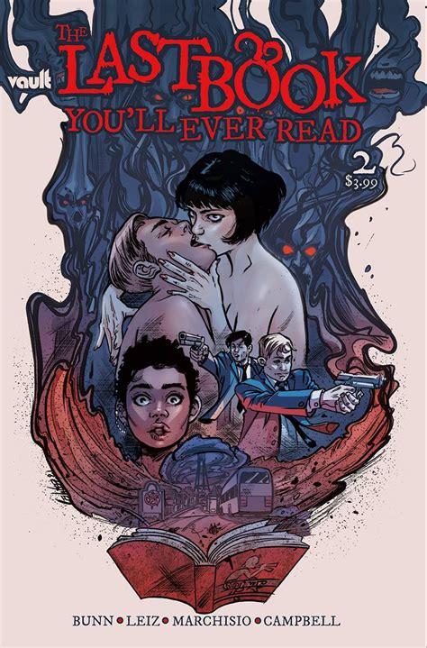 JUN211904 - LAST BOOK YOULL EVER READ #2 CVR A LEIZ ...