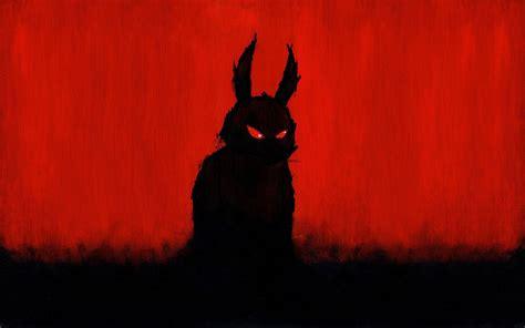 evil bunny wallpaper  wallpaper