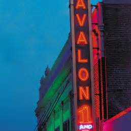 Avalon Theatre 24 s & 71 Reviews Cinema 5612